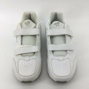Avia Womens 344 Walking Shoes White Low Top 9.5 M